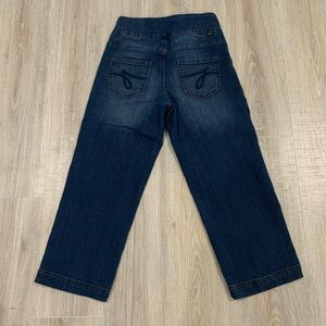 Jag jeans pull on crop size 8